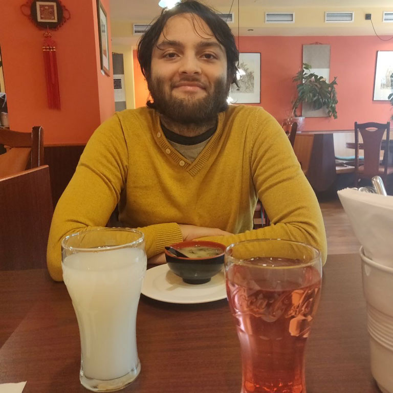Kevin, Mitarbeiter von FlexHero