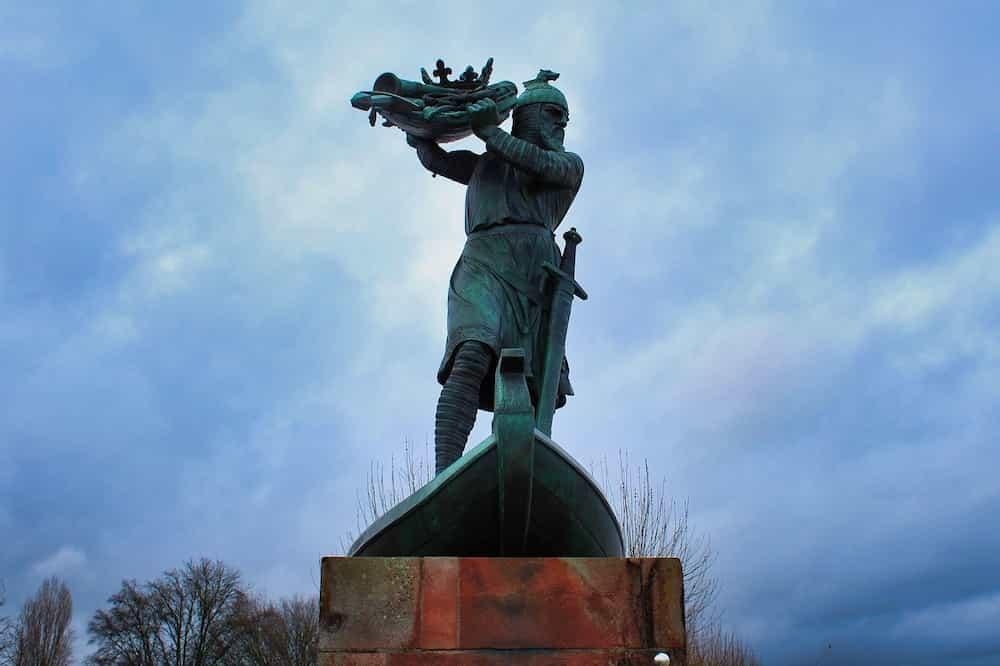 Hagendenkmal in Worms