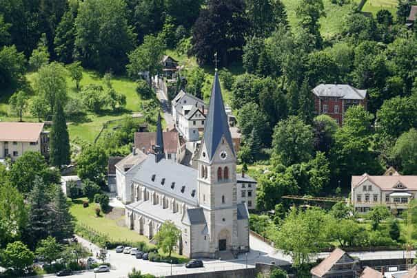Kirche von Kulmbach