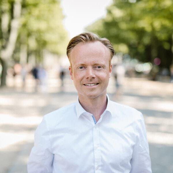 Jan Metzler Mitglied des Bundestags und Unterstützer des Ehrenamts