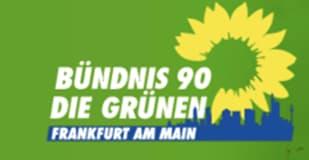 Log Die Grünen Frankfurt