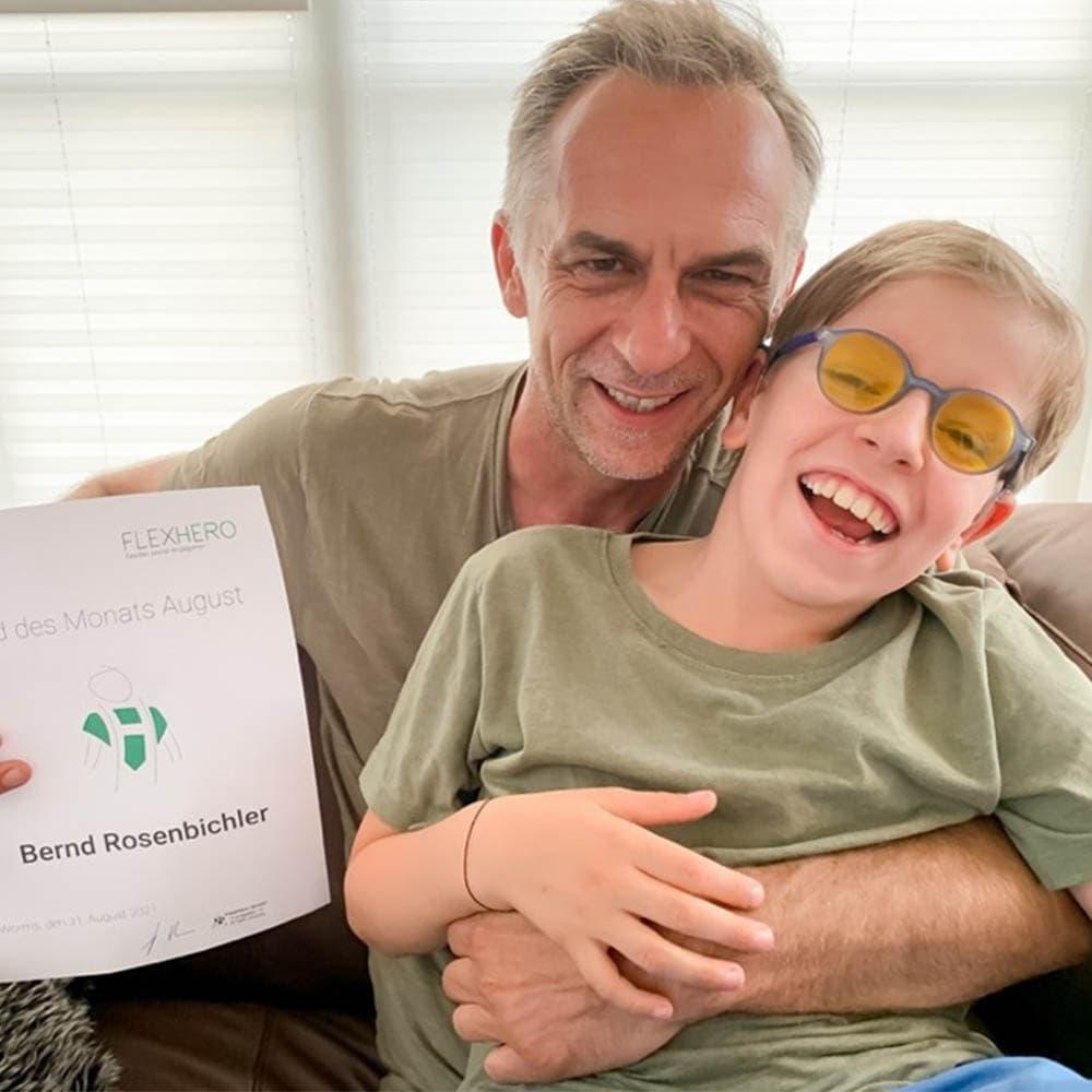 Bernd Rosenbichler Held des Monats August 2021